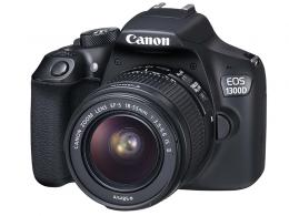 CANON EOS 1300D+EF 18-55 ISII
