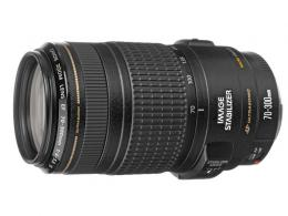 CANON EF 70-300/4-5,6 IS USM