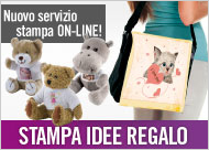 Stampa idee regalo
