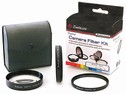 EMOLUX DIGITAL CAMERA FILTER KIT 55 MM