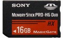 SONY M.STICK MS-HG 16GB PRO DUO