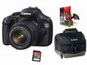CANON EOS 1100D+18-55 IS II ADVENTURE KIT