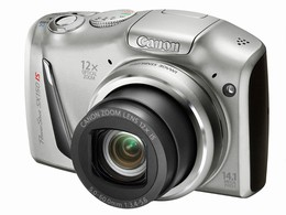 CANON POWERSHOT SX150 IS 'SILVER'