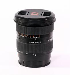 SONY DT 11-18 f/4,5-5,6  (A-MOUNT)...