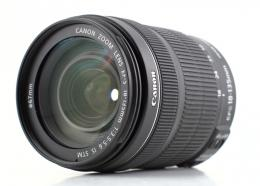 CANON EF-S 18-135 IS STM...