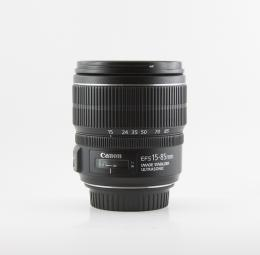 CANON EF-S 15-85/3,5-5,6 IS USM...