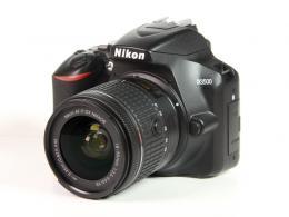 NIKON D3500 + AF-P 18-55 f3,5-5,6 VR G...