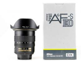 NIKON AF-S DX NIKKOR 12-24/4G IF ED - PERFETTO A + ...