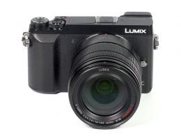 PANASONIC GX80 + LUMIX G VARIO 14-140 f/3,5-5,6 POWER OIS...