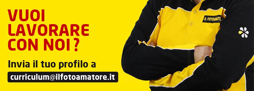 ILFOTOAMATORE Roma, Firenze e Bologna cerca commesso addetto alla vendita