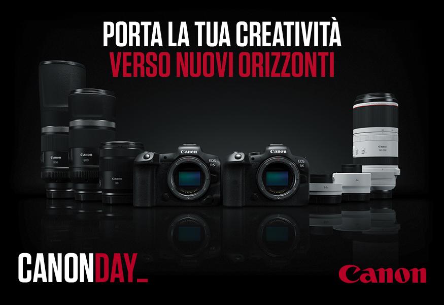 Canon Day - Extra sconti in arrivo