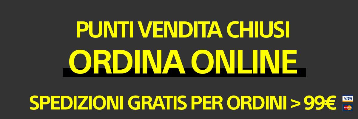 Chiusura punti vendita ILFOTOAMATORE #covid19