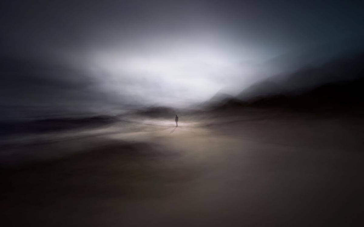 25/10/2018 - Santiago Pascual Buyé - In The Depth Of The Horizon
