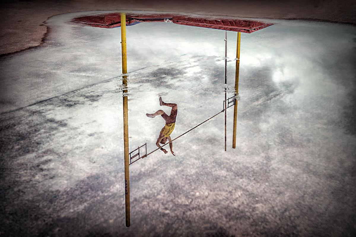 02/12/2018 - Ajuriaguerra Saiz Pedro Luis - Reflection Pole Vault