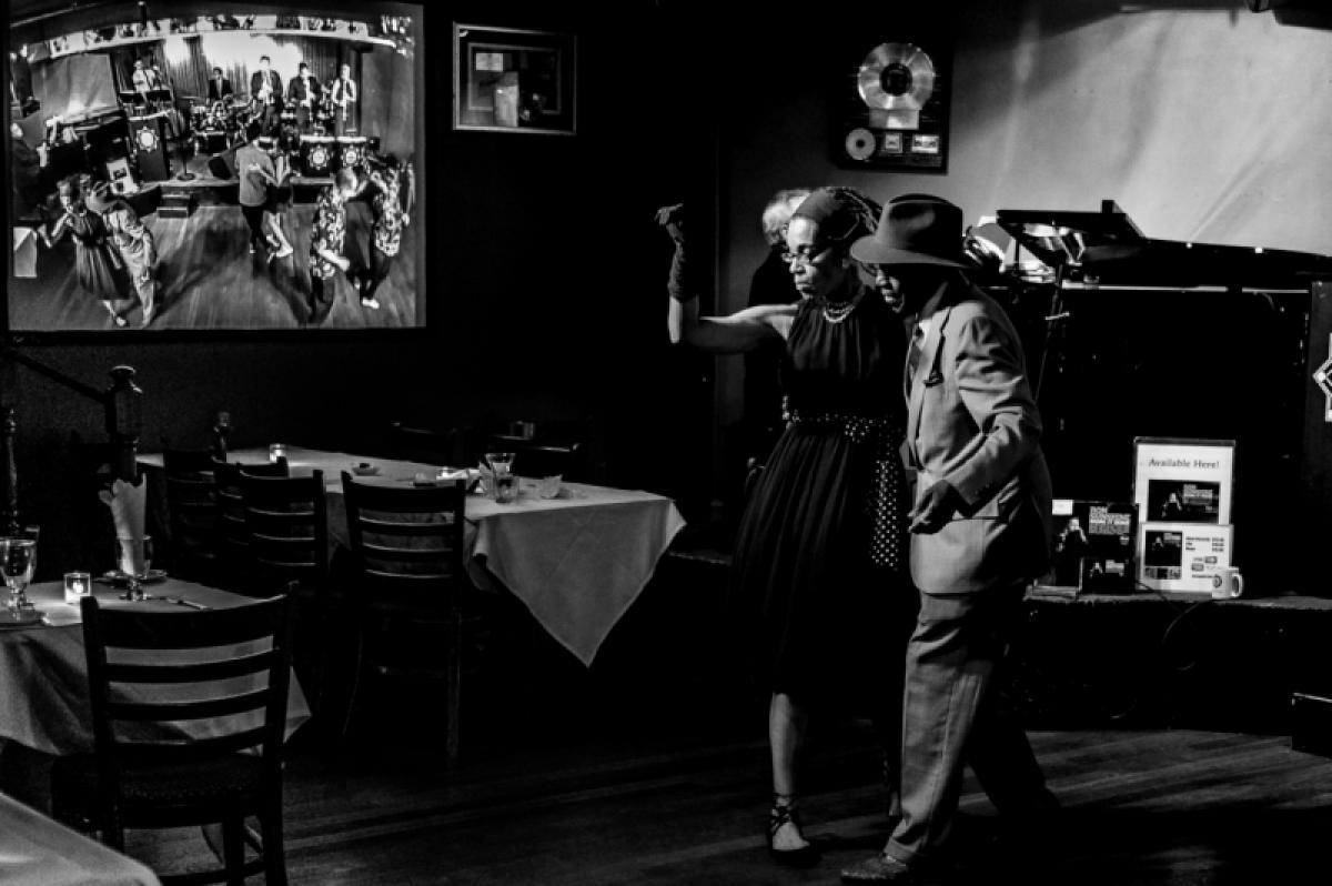 21/05/2019 - Stefano Agnello - Swing In Nyc