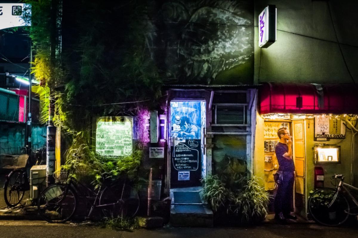 23/05/2019 - Ben Gunsberger - Tokyo Smoke