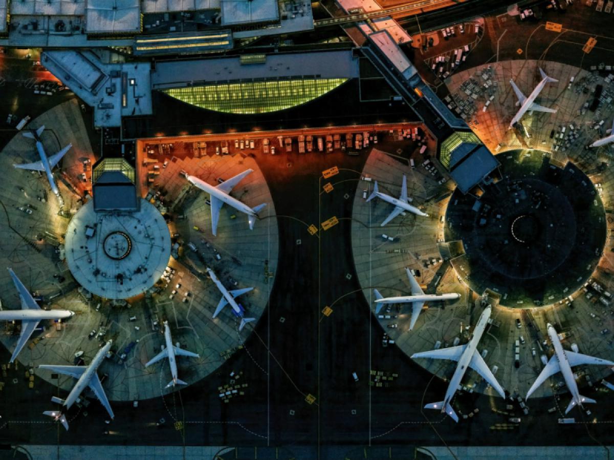 20/01/2020 - Jeffrey Milstein - Newark 2 Terminal B Night