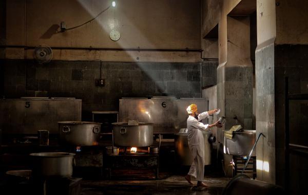 Marco Urso - The Kitchen