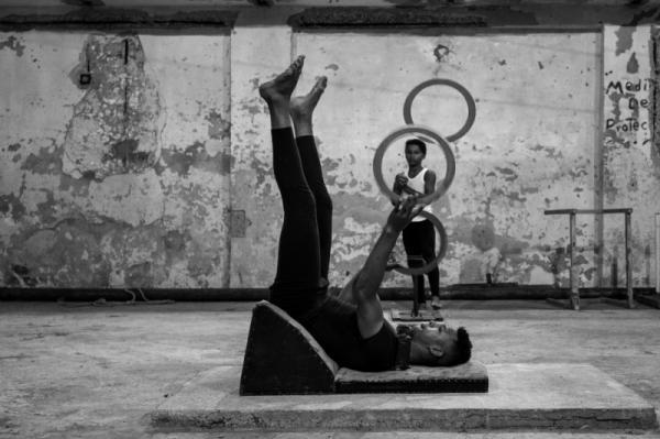 Marco Marcone - Escuela De Circo