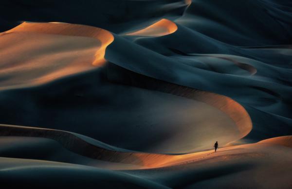 Babak Mehrafshar - Magnificence Of Desert