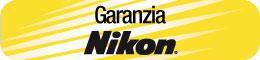 Garanzia Nikon 2 anni