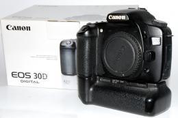 CANON EOS 30D CON BG-E2 (art. U45108
