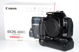 CANON EOS 400D CON BG-E3 (art. U45110