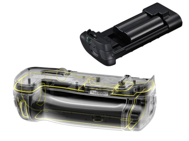 nikon mb 2 battery pack manual