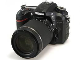 NIKON D7200+TAMRON 18-200/3,5-6,3 II VC