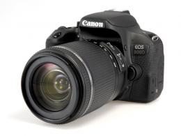 CANON EOS 800D+TAMRON 18-200/3,5-6,3 II VC