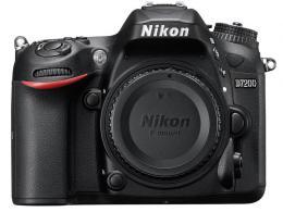 NIKON D7200 CORPO + LEXAR SD 8GB