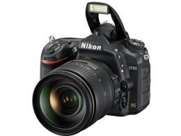 NIKON D750+AF-S 24-120/4 G ED VR + SD 16GB