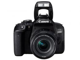 CANON EOS 800D+EF-S 18-55 IS STM KIT+DVD ADVENTURE
