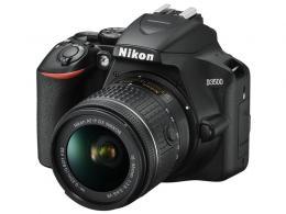 NIKON D3500+AF-P 18-55 VR