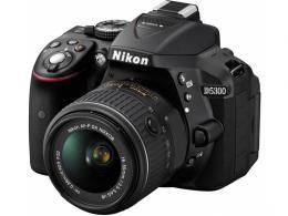 NIKON D5300+AF-P 18-55 VR