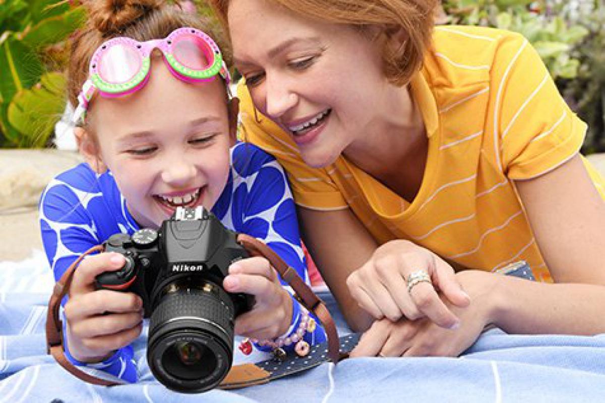 Nikon D3500 APSC Digital Single Lens Reflex Camera
