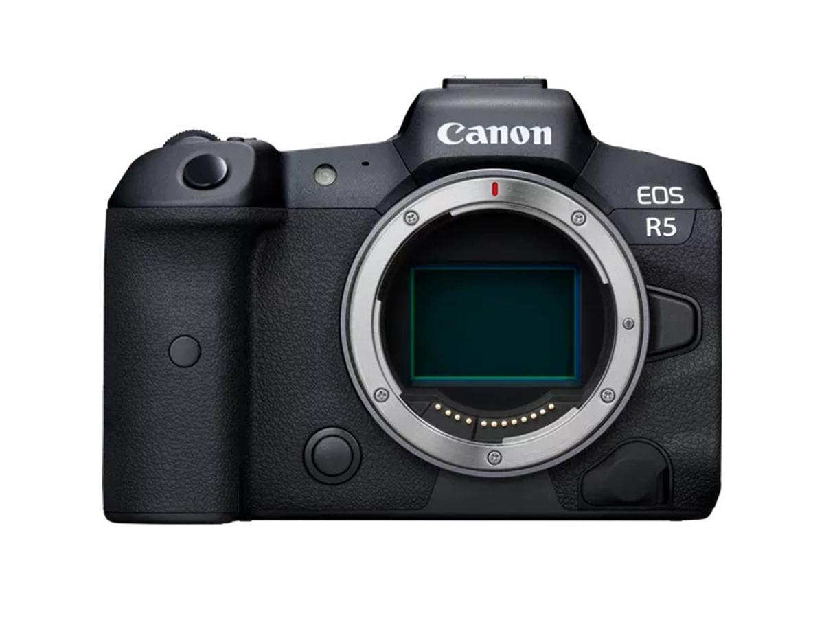 Canon R5 Mirrorless Compact Digital Camera